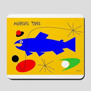 Miro Trout Mousepad