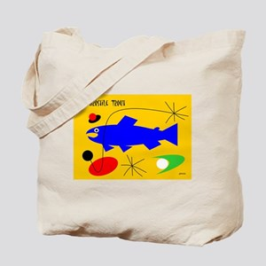 Miro Trout Tote Bag