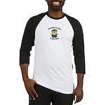 WVDU Color Logo Baseball Jersey
