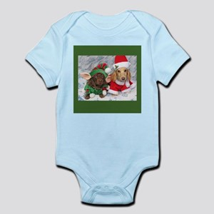 Xmas Infant Bodysuit