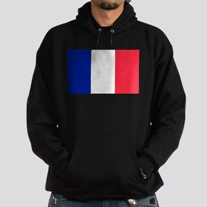 French Flag Hoodie (dark)