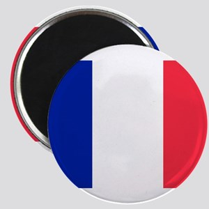 French Flag Magnet