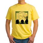 Drug Naming Session Yellow T-Shirt
