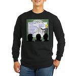 Drug Naming Session Long Sleeve Dark T-Shirt