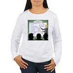 Drug Naming Session Women's Long Sleeve T-Shirt