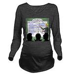 Drug Naming Session Long Sleeve Maternity T-Shirt
