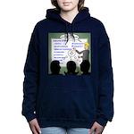Drug Naming Session Women's Hooded Sweatshirt