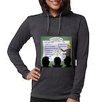 Drug Naming Session Womens Hooded Shirt