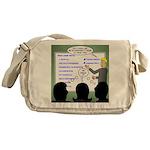 Drug Naming Session Messenger Bag