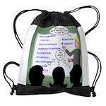 Drug Naming Session Drawstring Bag