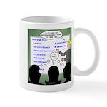 Drug Naming Session 11 oz Ceramic Mug