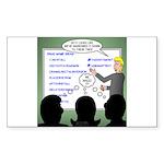 Drug Naming Session Sticker (Rectangle 50 pk)