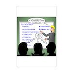 Drug Naming Session Mini Poster Print
