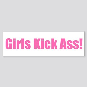 Girls Kick Ass!