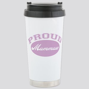 Proud Mammaw Stainless Steel Travel Mug
