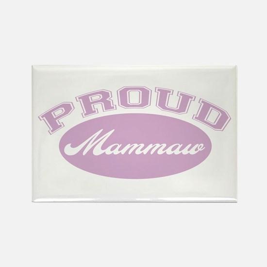 Proud Mammaw Rectangle Magnet