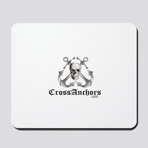 Cross Anchors Mousepad
