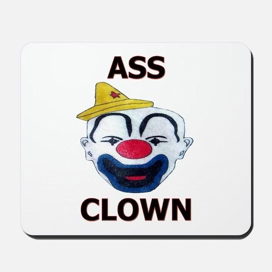 Ass Clown Mousepad
