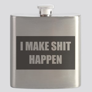 I Make Shit Happen Flask