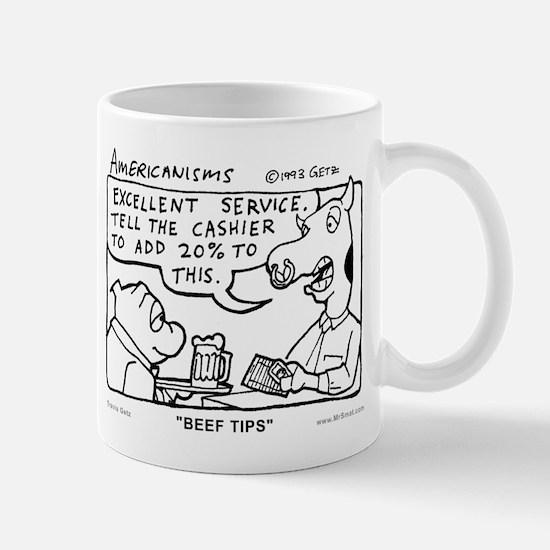Beef Tips Mug