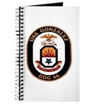 USS Gonzalez DDG 66 US Navy Ship Journal