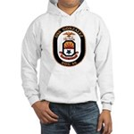 USS Gonzalez DDG 66 US Navy Ship Hooded Sweatshirt