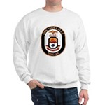 USS Gonzalez DDG 66 US Navy Ship Sweatshirt