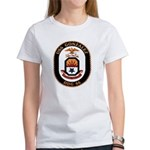 USS Gonzalez DDG 66 US Navy Ship Women's T-Shirt