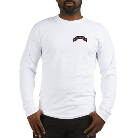 3D Ranger BN Scroll Long Sleeve T-Shirt
