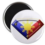 """Super Pinoy 2.25"""" Magnet (10 pack)"""