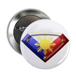 """Super Pinoy 2.25"""" Button"""