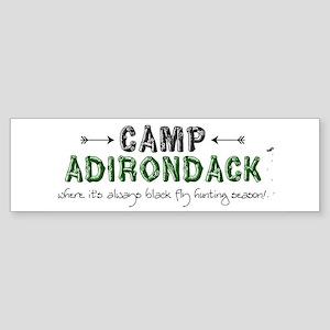 Camp Adirondack Bumper Sticker