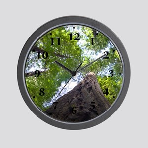 Up a Tree Wall Clock