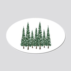 FOREST Wall Decal
