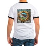 Tails From The Harbor Ringer T T-Shirt