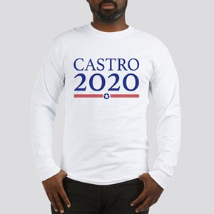 julian castro 2020 Long Sleeve T-Shirt