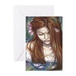 Ophelia Greeting Cards (Pk of 10)