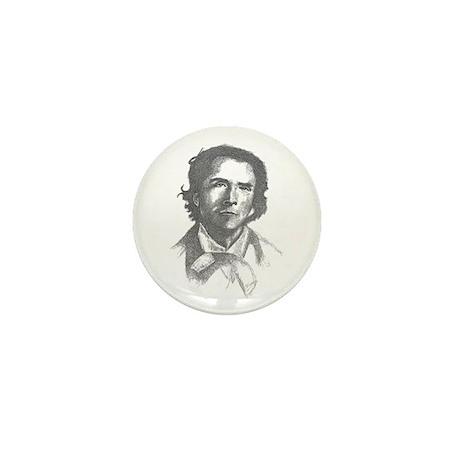 Theodore Dwight Weld Mini Button (10 pack)
