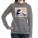 Chickadee Women's Hooded Sweatshirt