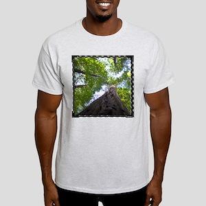 Up a Tree Ash Grey T-Shirt