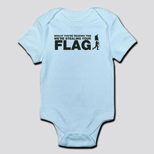 Capture The Flag Infant Bodysuit