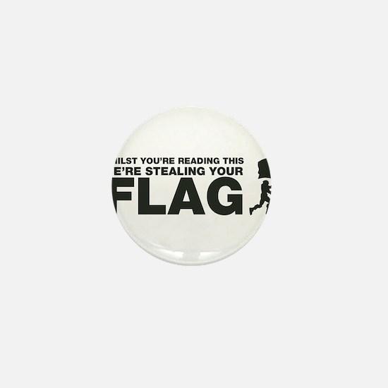 Capture The Flag Mini Button