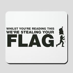 Capture The Flag Mousepad