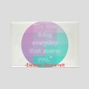 Eleanor Roosevelt Quote Magnets