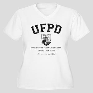 UF Police Dept Zombie Task Force Women's Plus Size