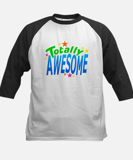 Totally AWESOME Kids Baseball Jersey
