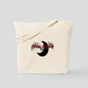 New Moon 11 20 09 Tote Bag