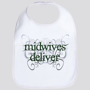Midwives Deliver - Bib