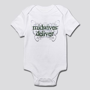 Midwives Deliver - Infant Bodysuit