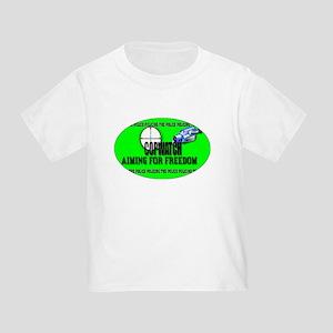 COP WATCH Toddler T-Shirt